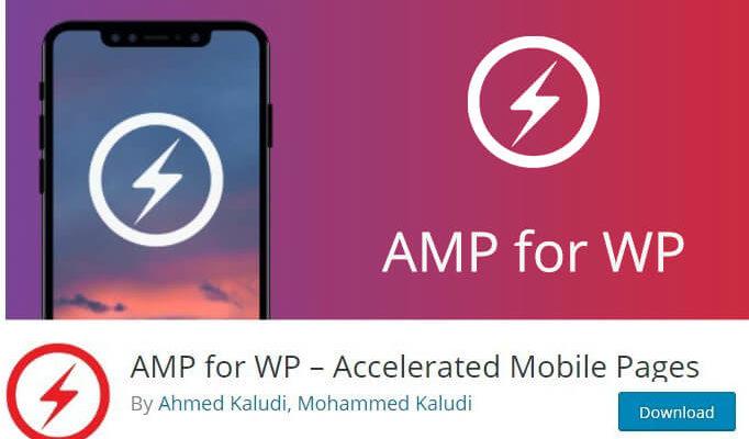 AMP для WP Ускоренные мобильные страницы