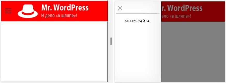 amp header wordpress